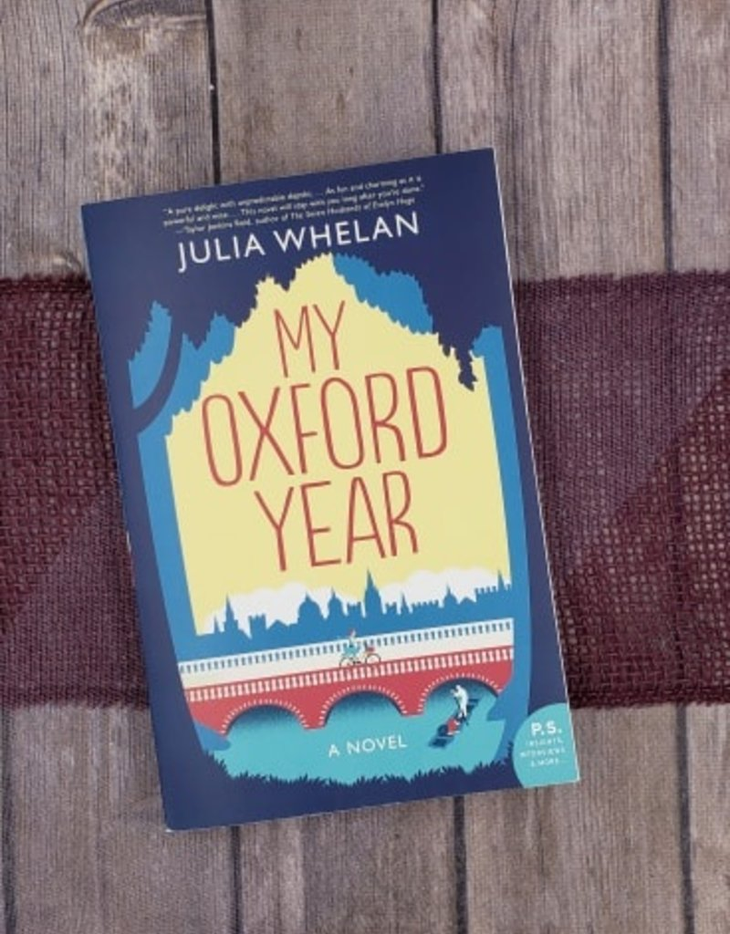 My Oxford Year by Julia Whelan - Unsigned