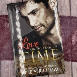 Love on the Edge of Time by Julie A. Richman - Unsigned