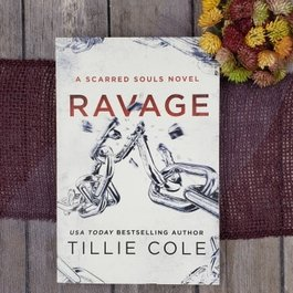 Ravage by Tillie Cole - Unsigned