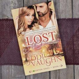 Lost All Control, #2 by Jodi Vaughn - Unsigned