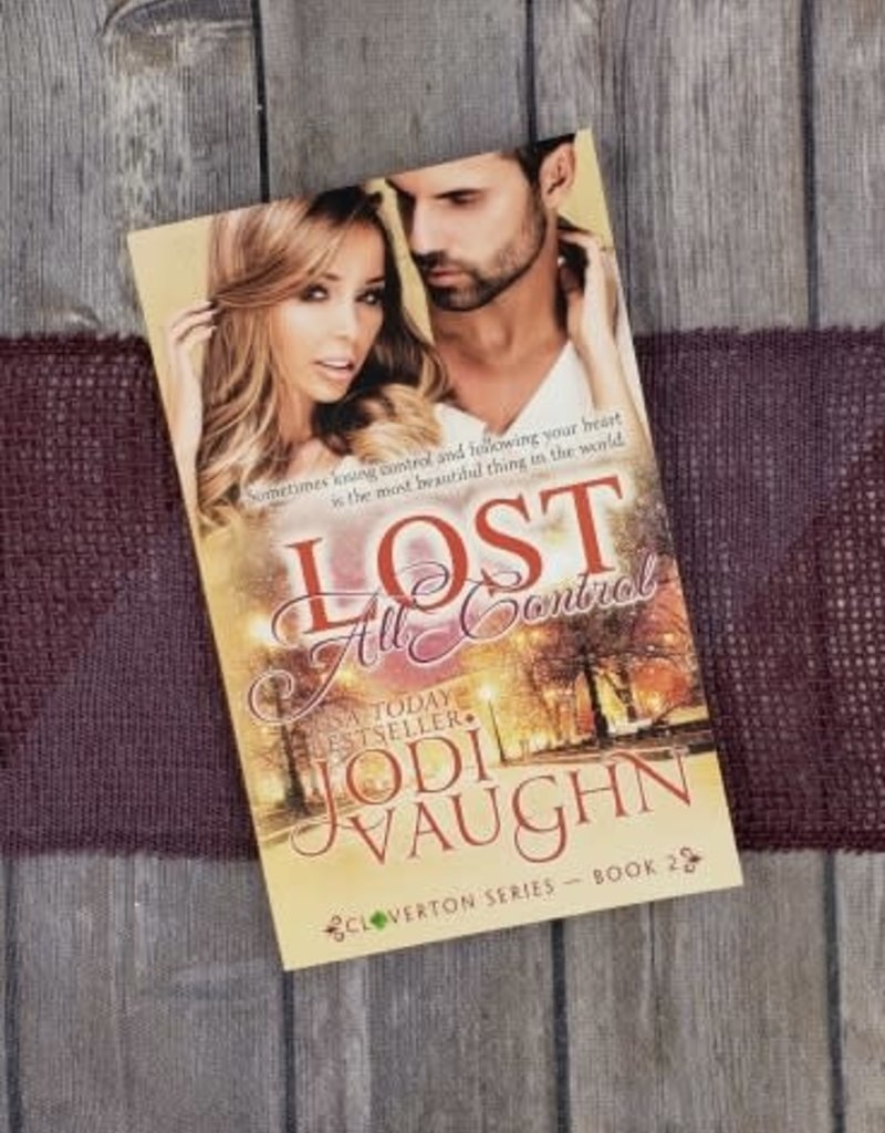 Lost All Control, #2 by Jodi Vaughn - Unsigned