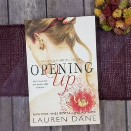 Opening Up by Lauren Dane - Unsigned