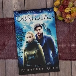 Obsidian #1 by Kimberly Loth - Unsigned