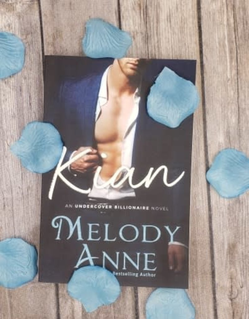 Kian, #1 by Melody Anne - Bookplate