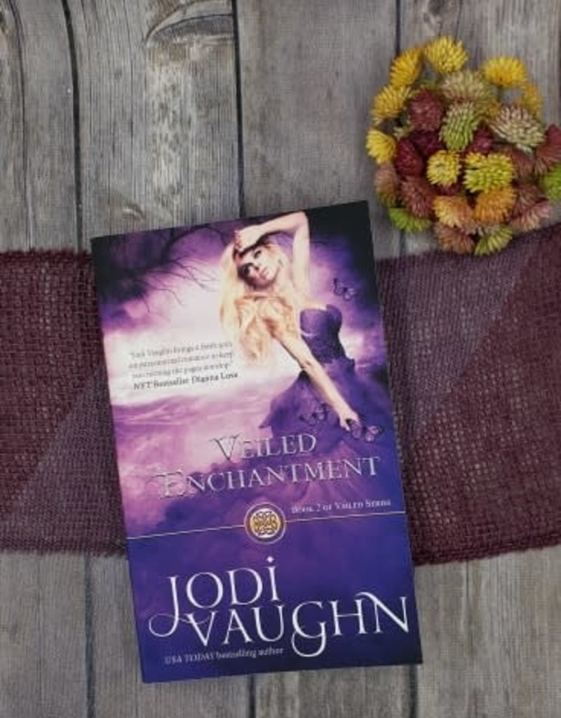 Veiled Enchantment, #2 by Jodi Vaughn - Unsigned