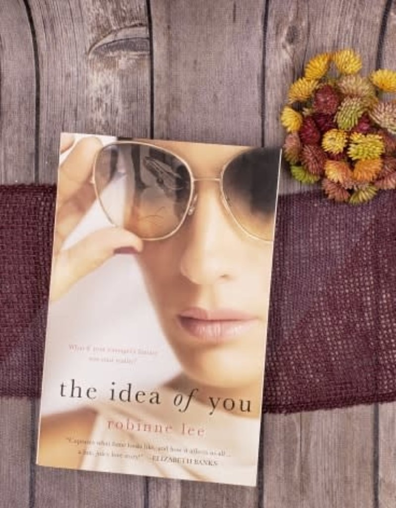 The Idea of You by Robinne Lee (Bookplate)