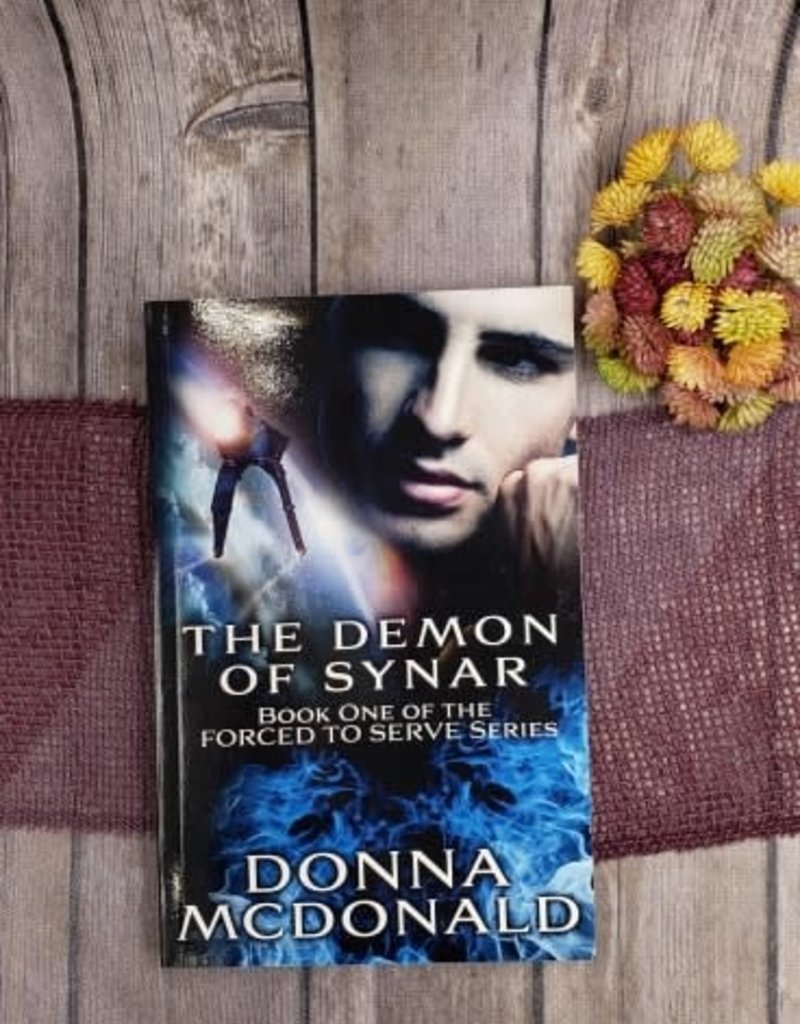 The Demon of Synar, #1 by Donna McDonald - Unsigned