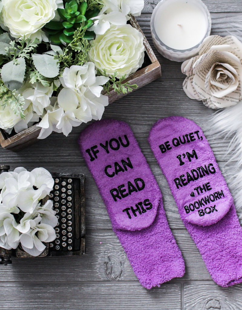 If You Can Read This.... Socks