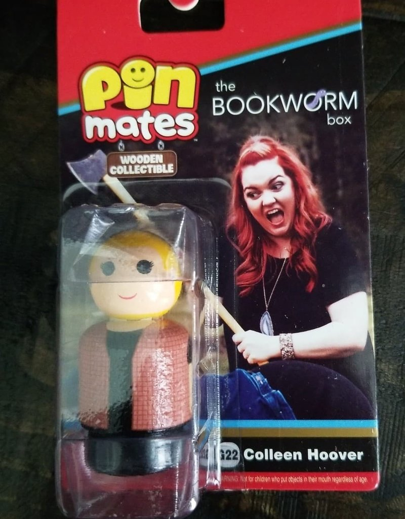 Colleen Hoover PinMate