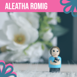 Aleatha Romig PinMate