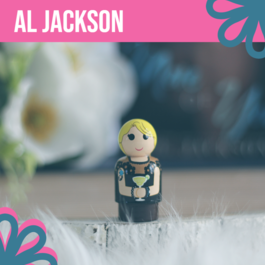 AL Jackson PinMate