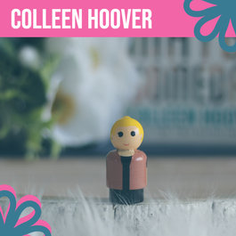 Colleen Hoover 2019 PinMate