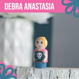 Debra Anastasia PinMate