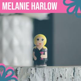 Melanie Harlow PinMate