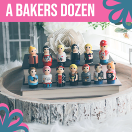 A Bakers Dozen of Amazing Authors