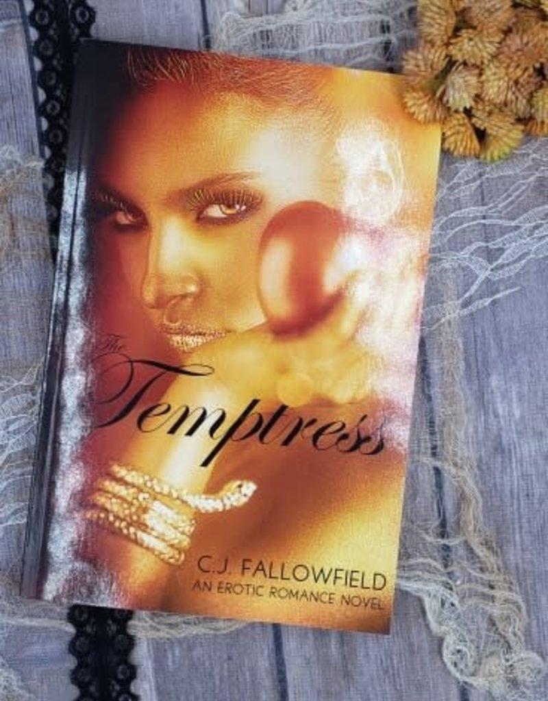 The Temptress by CJ Fallowfield