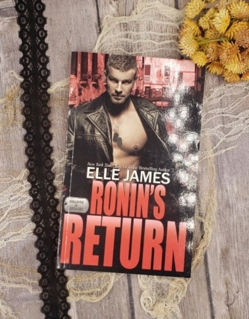 Ronin's Return, #3 by Elle James