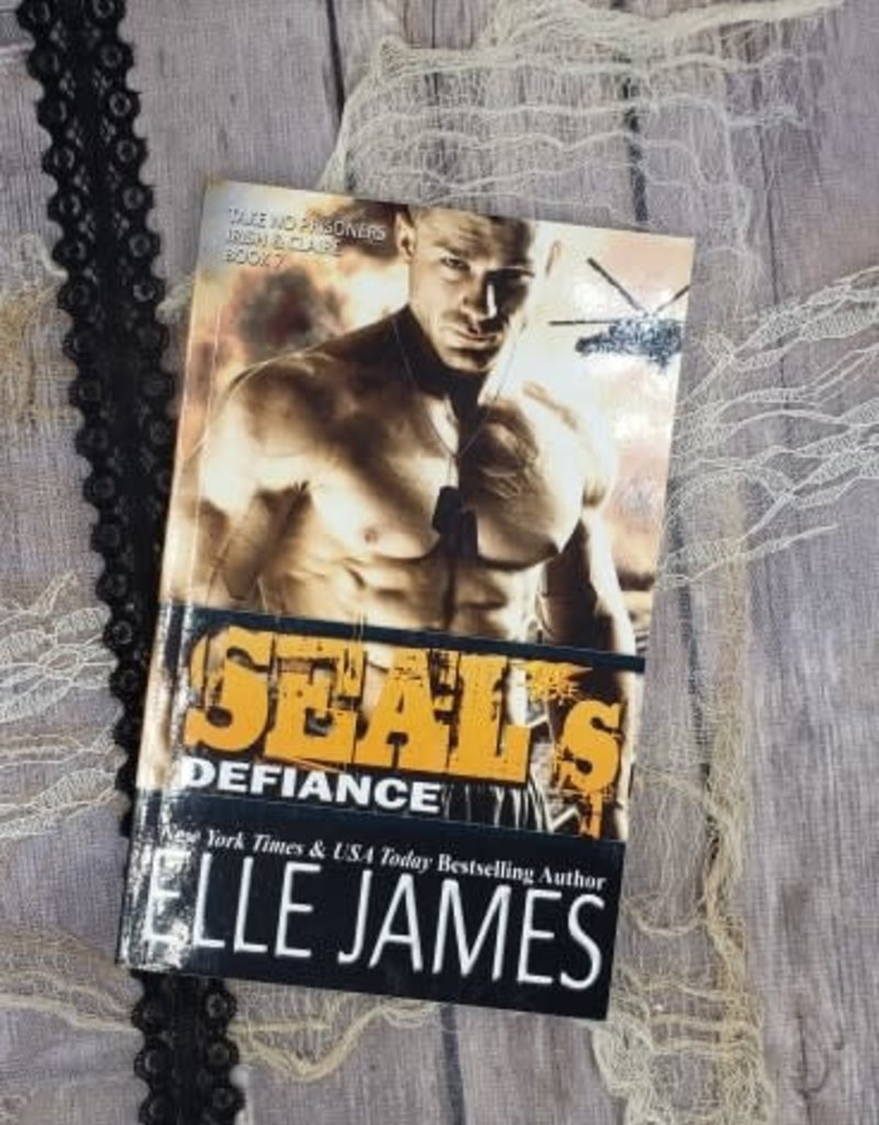 Seal's Defiance, #7 by Elle James