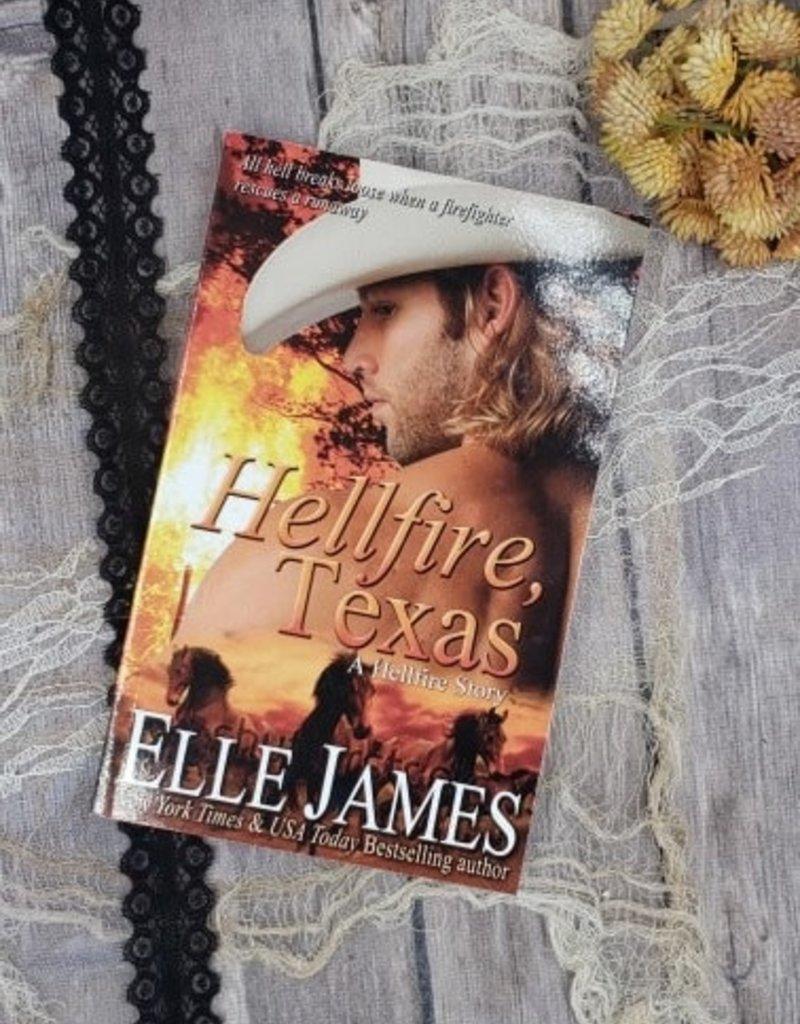 Hellfire, Texas, #1 by Elle James