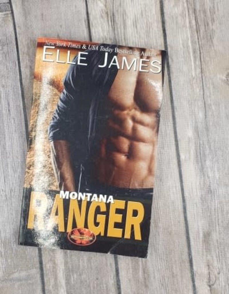 Montana Ranger, #5 by Elle James - Scratch & Dent