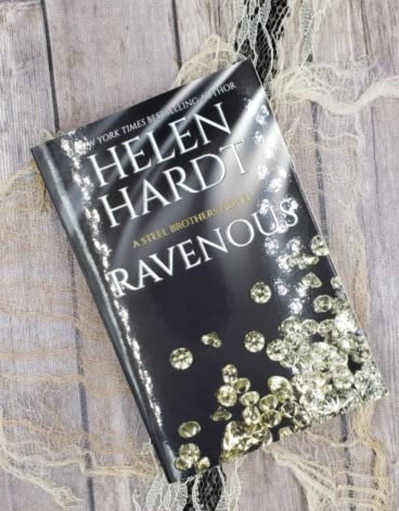 Ravenous by Helen Hardt (Bookplate)
