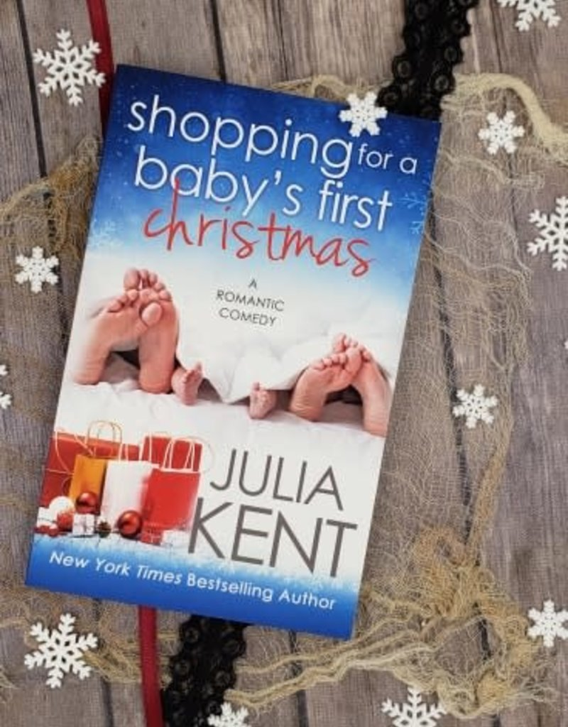 Shopping For A Baby's First Christmas by Julia Kent