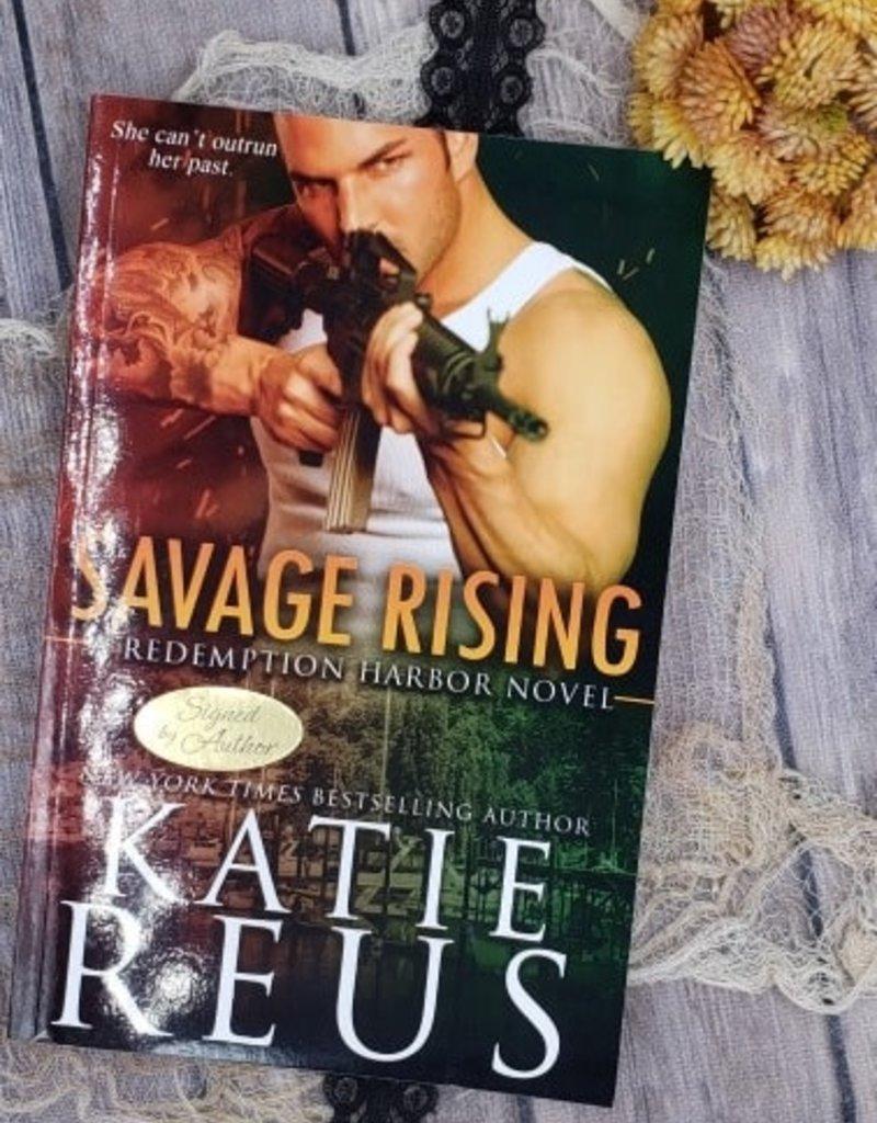 Savage Rising, #2 by Katie Reus