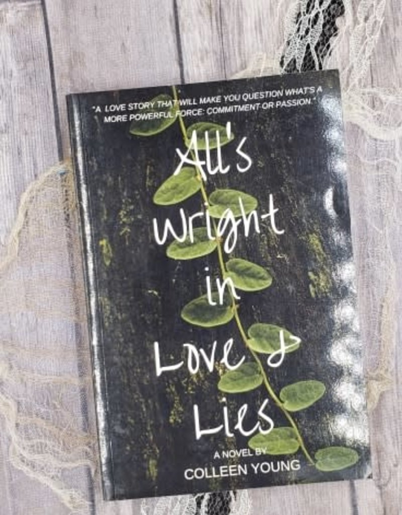 All's Wright in Love & Lies by Colleen Young - Scratch & Dent