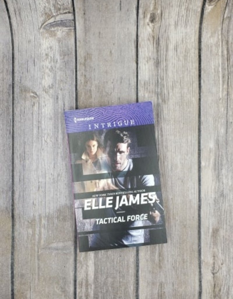 Tactical Force, #5 by Elle James (Mass Market)