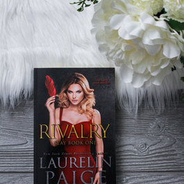 Rivalry by Laurelin Paige  (Exclusive Cover)
