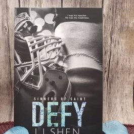Defy, #2 by L J Shen - Unsigned
