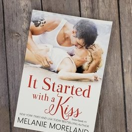 It Started with a Kiss #1 by Melanie Moreland