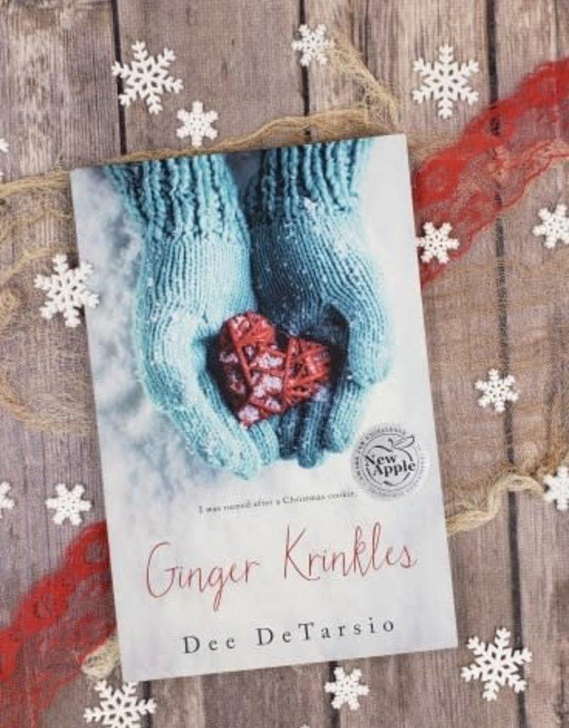 Ginger Krinkles by Dee DeTarsio