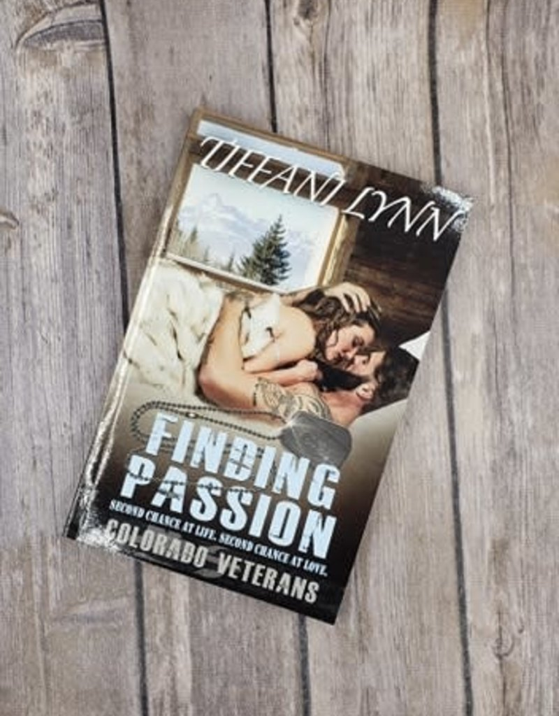 Finding Passion, #3 by Tiffani Lynn