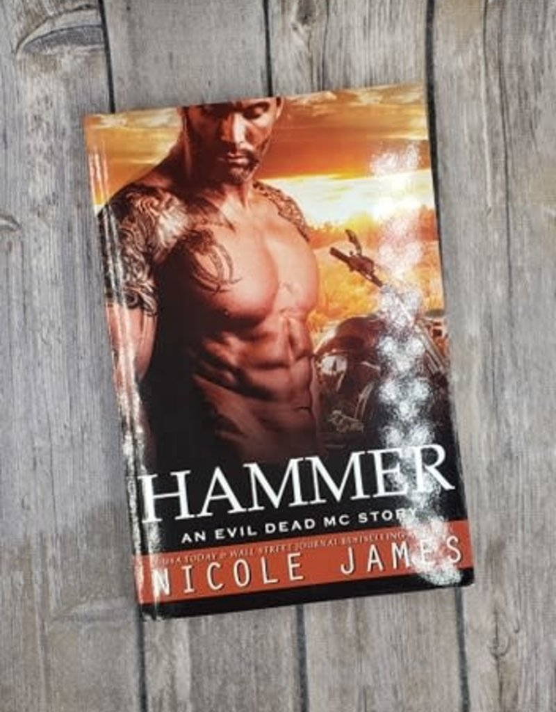 Hammer, #10 by Nicole James