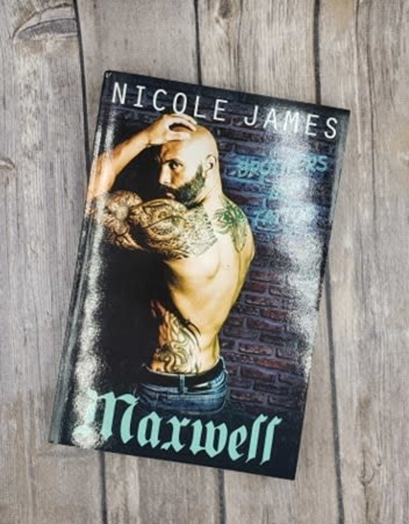 Maxwell, #2 by Nicole James