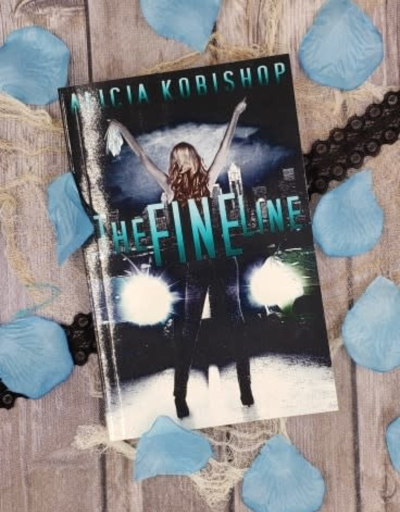 The Fine Line, #1 by Alicia Kobishop