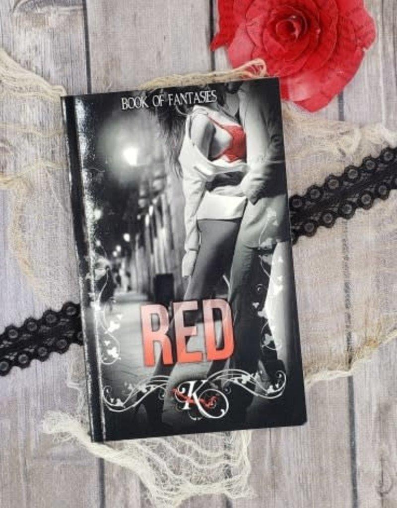Book of Fantasies: Red, #2 by Kahla Kiker