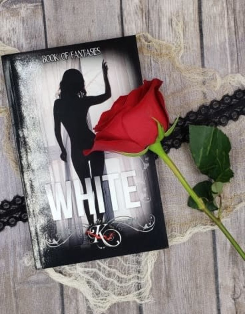 Book of Fantasies: White #1 by Kahla Kiker