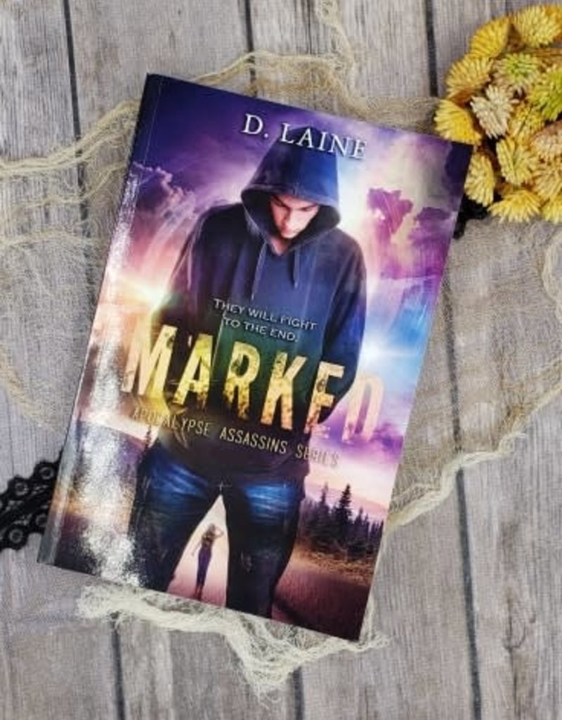 Marked, #1 by D Laine