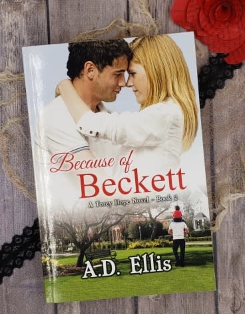 Because of Beckett #2 by AD Ellis