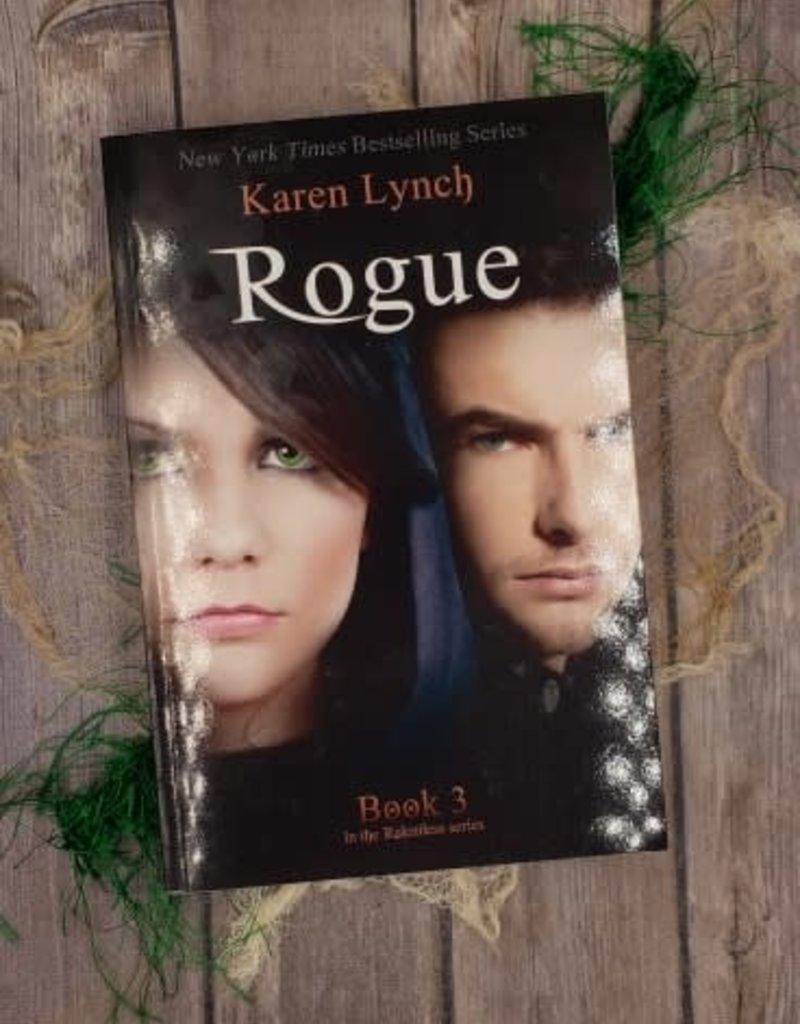 Rogue,  #3 by Karen Lynch