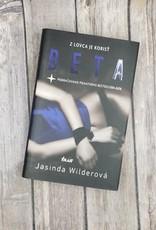 Beta, #2 (Hardback) by Jasinda Widerova (Slovakia Version)