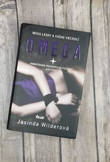 Omega, #3 (Hardback) by Jasinda Wilderova (Slovakia Version)