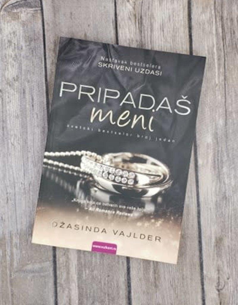 Pripadas Meni by Jasinda Wilder (Croatian Version)