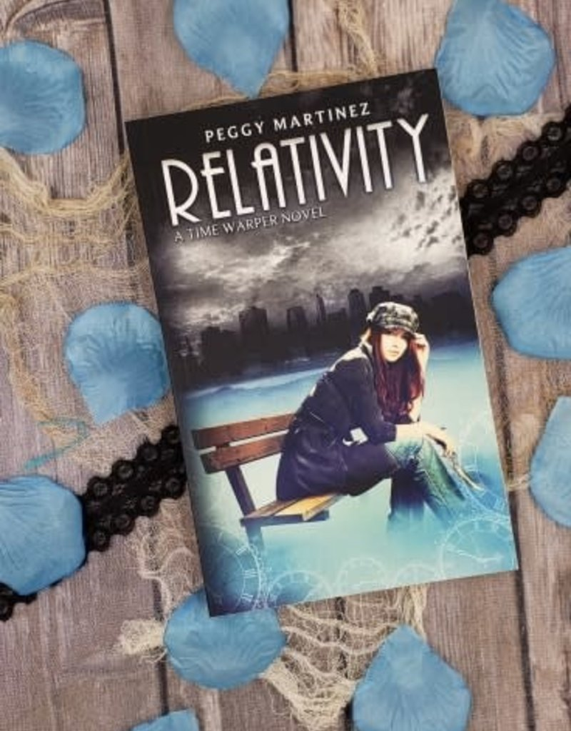 Relativity #2 by Peggy Martinez