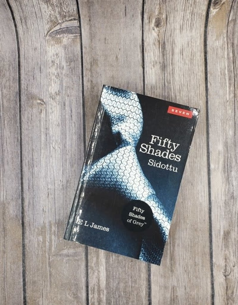 Fifty Shades Sidottu #1 by EL James (Finnish Version)