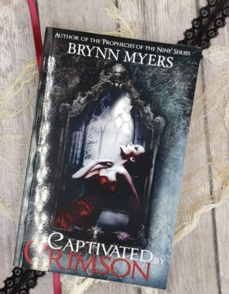Captivated By Crimson by Brynn Myers