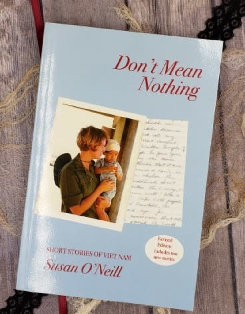 Don't Mean Nothing by Susan O'Neal