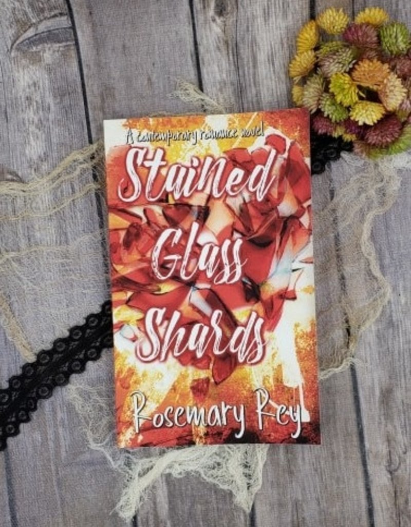 Stained Glass Shards, #2 by Rosemary Rey